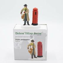 Dept 56 Dickens Village Series Devon Postmaster Figure 4025266 - $16.95
