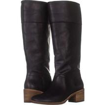 UGG Australia Carlin Block Heel Harness Boots 063, Black, 7 US / 38 EU - £75.06 GBP
