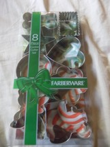 Farberware 8 piece cookie cutter set - $7.99