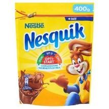 Nestle Nesquik Opti-Start Sweetened Cocoa Milk Powder 400 g Children, Kids - $9.99