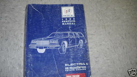 1988 Buick Electra & LeSabre Wagon Service Shop Repair Manual 88 FACTORY... - $9.90