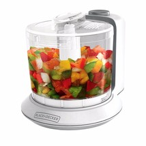 Black & Decker 1-1/2-Cup One-Touch Electric Chopper, HC306, New, Free Sh... - $23.38