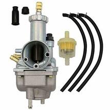 New Carburetor For Kawasaki Bayou 220 KLF220 Klf 220 1988-1998 Carb With Filter - $26.88