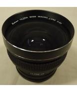 Kalimar 0.6X Ultra Wide Macro Lens  Vintage Metal Glass - $21.08