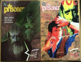 1988 The Prisoner Books C & D Motter & Askwith DC Comics TPB - $19.59