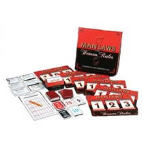 Man Laws and Woman Rules Board Game Fun Night 2-6 Players Ages 17+ Party - $14.96