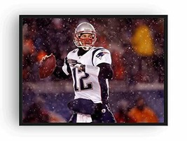 Tom Brady Full Color Poster Print (24x36) - $20.87