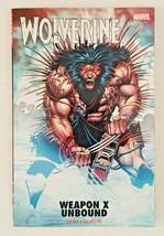 Wolverine Weapon X Unbound Marvel Graphic Novel Comic Book - $14.36