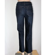 """LEE 1889 Women's Size 10 Short Dark Wash Relaxed Fit Stretch Jeans 29"""" I... - $27.08"""