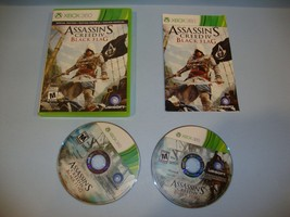 Assassin's Creed IV: Black Flag (Microsoft Xbox 360, 2013) Special edition - $11.60