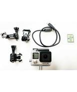 GoPro Hero4 Black Edition 12 MP Action Camera - 4K  - $187.50