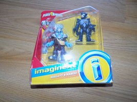 Fisher Price Imaginext Saban's Power Rangers Squatt & Baboo Action Figur... - $12.00
