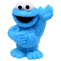 "Playskool Sesame Street Friends 2.5"" Figure - Cookie Monster"