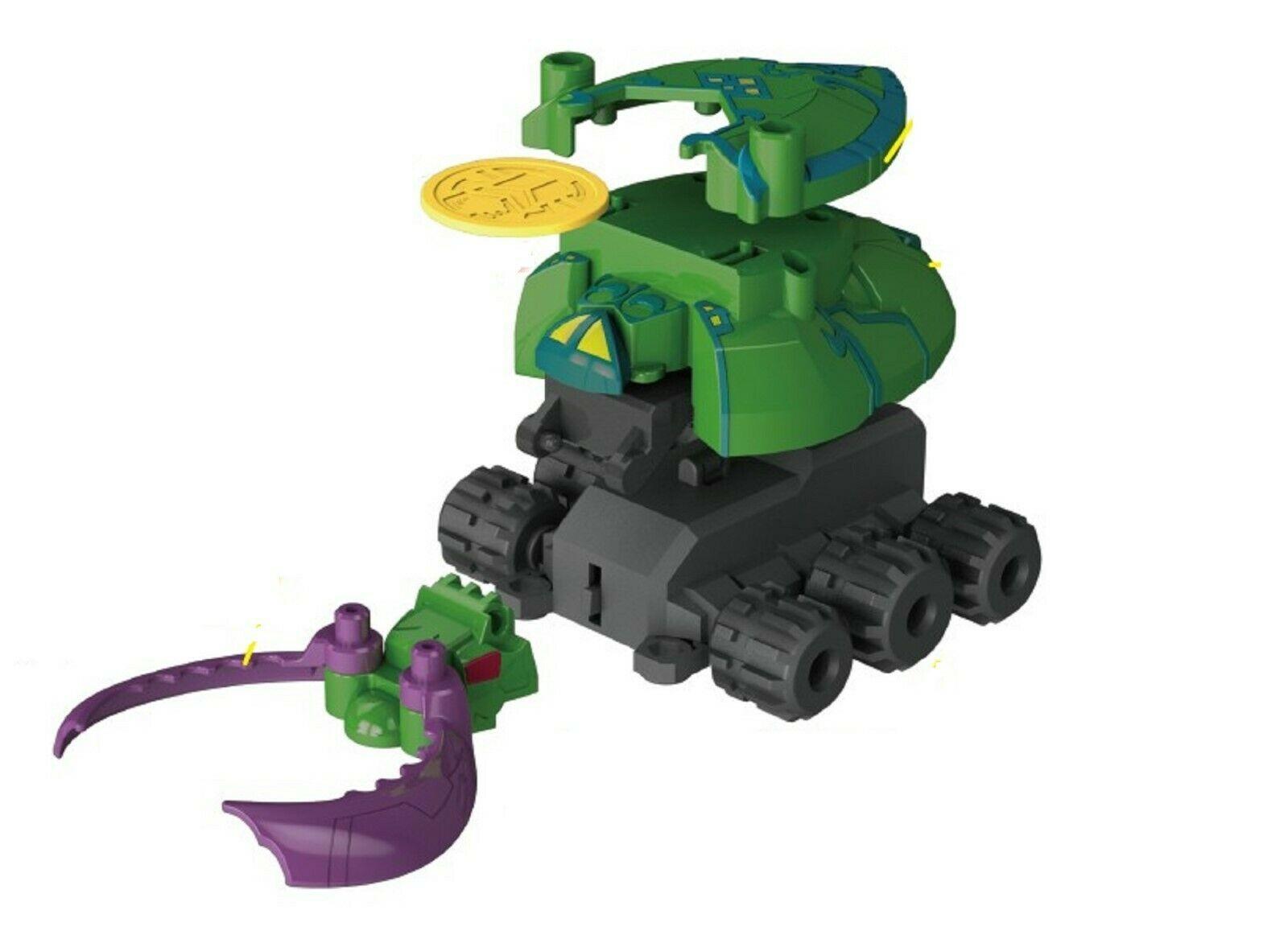 Bugsbot Ignition Basic B-08 Battle Lamprima Action Figure Battling Bug Toy