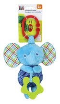 World of Eric Carle Teether Chime Toy, Elephant - $10.33