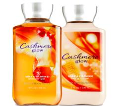 Bath & Body Works Cashmere Glow Body Lotion + Shower Gel Duo Set - $26.41