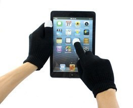 Touch Screen Gloves Knit Soft Winter Men Women Texting Active For Smart ... - $5.35 CAD