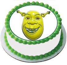 Shrek Cake Topper - $10.40