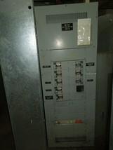 GE Spectra Series 400A 3ph 4W 480Y/277V MLO Panel w/Distribution Breakers NEMA 1 - $3,575.00