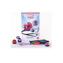 NEW Ozobot Bit Kids Pocket-Sized Smart Robot Toy Starter Pack Spider-Man - $130.90