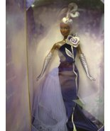 Bob Mackie Avon The Sterling Silver Rose Barbie Collectibles Doll Africa... - $98.99