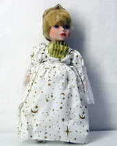 The Heritage Collection Storybook Porcelain Doll CINDERELLA with COA - $34.16