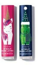 Avon Lot of 10 Holiday Kids Lip Balm  - $23.00