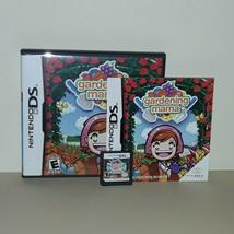 Gardening Mama (Nintendo DS, 2009) - $4.99