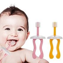 Baby Toothbrush Babyease U Shape Anti- chocking Toddler Training Toothbr... - $11.25