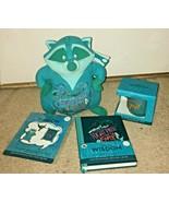 Meeko Disney Store Wisdom Collection Set Plush Mug Pins Journal May Release - $125.00