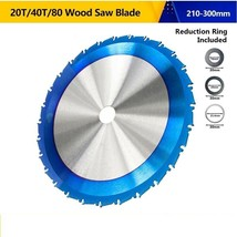 Circular Saw Blade Nano Blue Coat Carbide Wood Cutting Disc TCT 24T 28T ... - $49.32+
