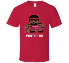 Otto Porter Jr Tecmo Player Washington Basketball Fan T Shirt - $20.99+