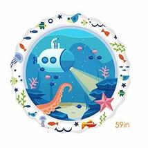 Termichy Splash Pad, Premium Sprinkler Pad for Kids Outdoor Water Play S... - $28.96