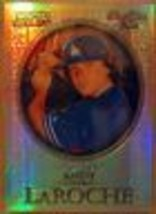 2005 Bowman Sterling Refractors # Acl Andy Laroche / 199 - $15.85
