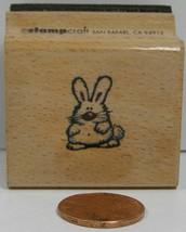 """Rubber Stamp Stampcraft 440D249 Bunny 1-1/2X1-1/2""""   BAU - $3.99"""
