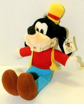 "Vintage Disneyland Walt Disney World 15"" Goofy Plush Doll Stuffed Animal... - $15.84"