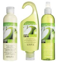 Avon Naturals Apple & Honeysuckle Trinity Gift Set - $24.48