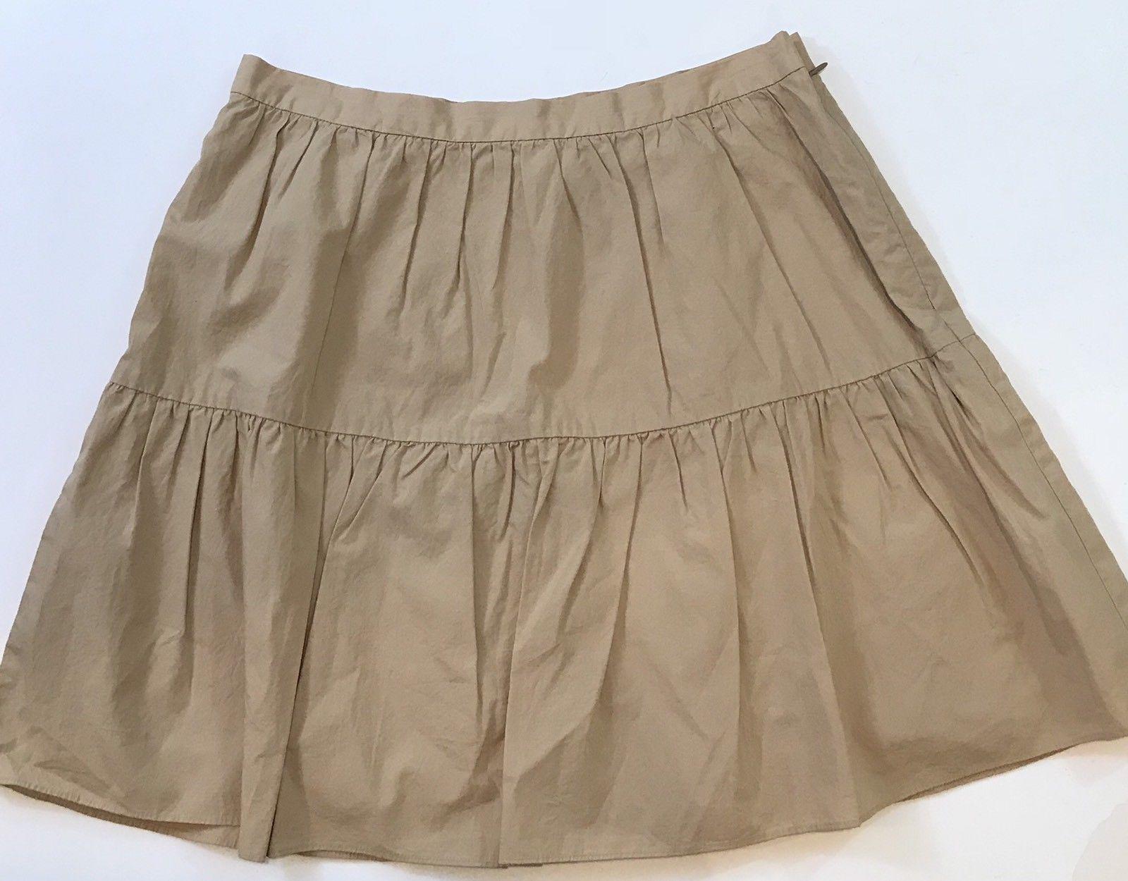5193cc4c39 Madewell Brown Skirt Style G3460 Mini Skirt and 11 similar items