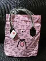 Disney store Japan Aristocats Marie Handbag Waterproof bag Pink ribbon N... - $58.41