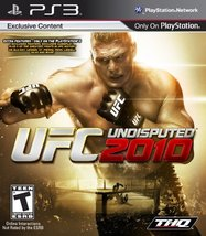 UFC Undisputed 2010 - Playstation 3 [video game] - $19.55