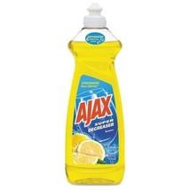 Ajax Dishwashing Liquid, Super Degreaser, Lemon, 28 Ounce - $13.25
