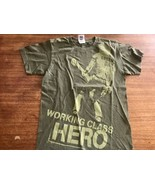 Sig Series 24 GREEN DAY Key West Working Class Hero T-Shirt S HArd Rock - $9.49
