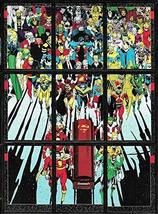 Funeral for a Friend 9 card set 1992 DC Comics/Skybox MINT - $12.73