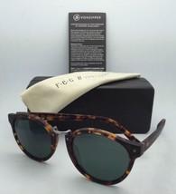 F. C.G.Vonzipper Sonnenbrille Vz Stax Landschildkröte & Hartzinn Rahmen W/ - $129.92