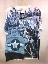 Alstyle Apparel Activewear US AIR FORCE 48 TF5 Sublimation Tee Shirt Size XL New - $13.46