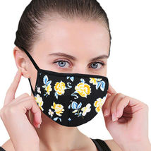 Women's Floral Reusable Face Cover Cloth Protection Mask Handmade USA Lot of 6 image 6