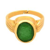 5.25 carat Natural Emerald Ring For Unisex in Lisburn - $190.00