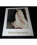 Pope John Paul II Framed 11x14 Photo Poster Display B - $32.36