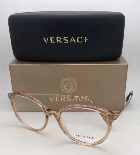 79624415e8 New VERSACE Eyeglasses MOD.3251-B 5215 Brown and 12 similar items