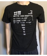Depeche Mode Band 2009 Concert Tour of the Universe Short Sleeved Shirt ... - $19.34